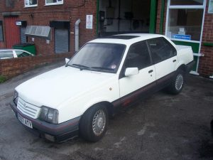 1988 Cavalier Car Repairs and MOT
