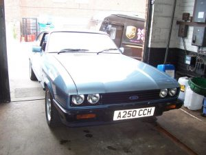 Ford Cosworth Repairs and MOT Test Nottingham