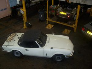 Triumph Spitfire Car Repairs