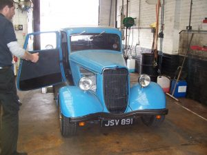 Greenwood Auto Services Vintage Car Greenwood Repairs